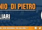 ELEZIONI EUROPEE, MARTEDI' VISITA ELETTORALE DEL PRESIDENTE DELL'ITALIA DEI VALORI ANTONIO DI PIETRO